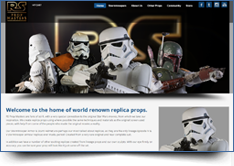 WordPress Website Design - RS Prop Masters